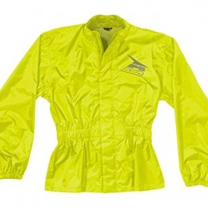 Chaqueta Oxford AXO amarillo reflectante