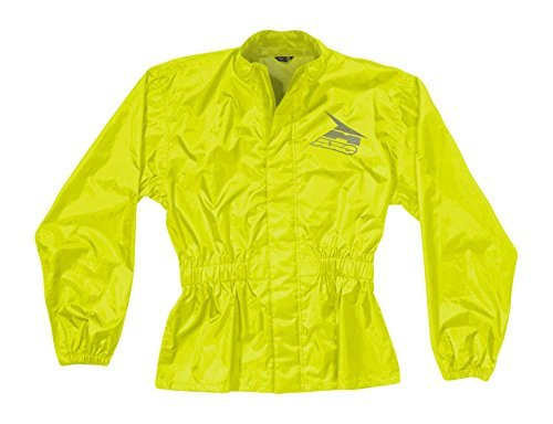 Chaqueta Oxford AXO amarillo reflectante 1