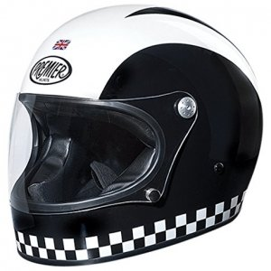 Casco integral retro Premier Trophy Talla XS