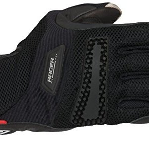 Guantes negros Racer Rally XL