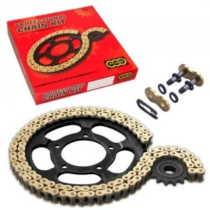 Kit arrastre Hyosung 125 Rx (1999 – 2002)