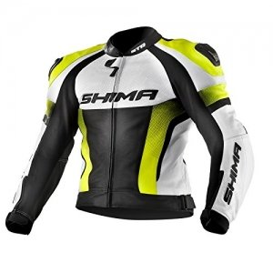 Chaqueta Shima STR Jacket Yellow Fluo talla 48