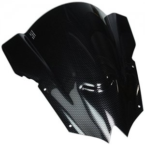Cúpula Racing Puig 4635C Color Carbono Yamaha R6
