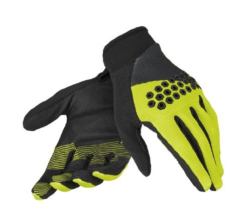 Guantes Dainese Rock Solid-D Fluo Talla XL 1