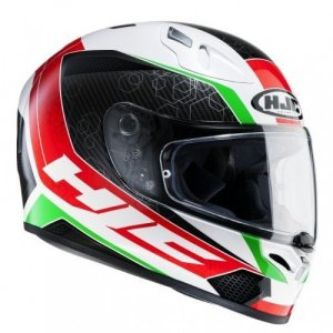 Casco HJC FG-17 Ohama MC-1 XS