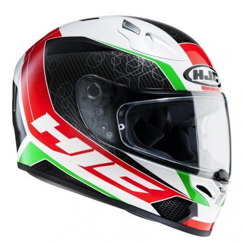 Casco HJC FG-17 Ohama MC-1 XS 1