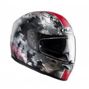 Casco HJC FGST Void MC1SF Rojo Talla S