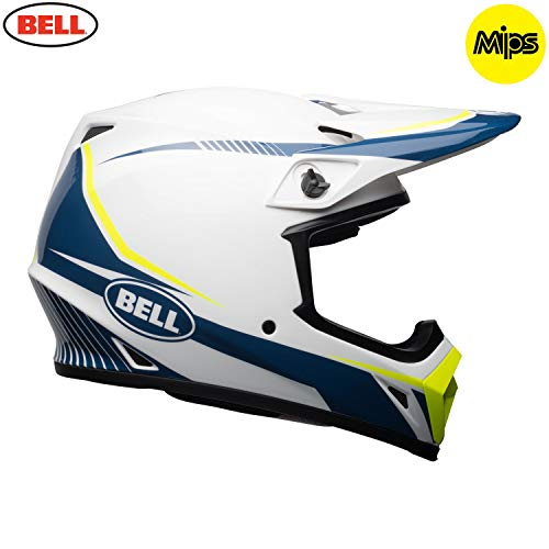 Casco Bell 7091750 Mx-9 MIPS Torch Talla L 1