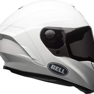 Casco Bell Star Mips Solid White L