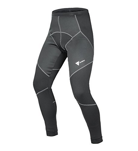 Pantalones Dainese-D-MANTLE Negro/Antracite Talla M 1