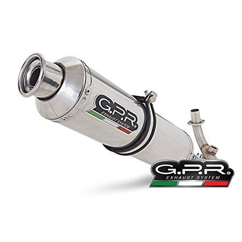 Escape GPR 4Road Round para Yamaha X-Max 250 1