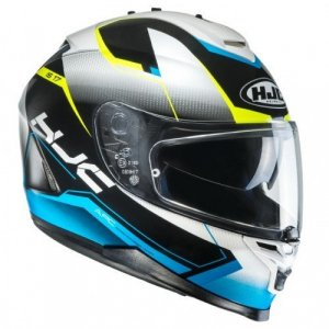 Casco HJC IS17 Locktar MC2 Talla S