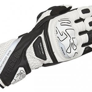 Guantes Racer Grip Blanco Talla L