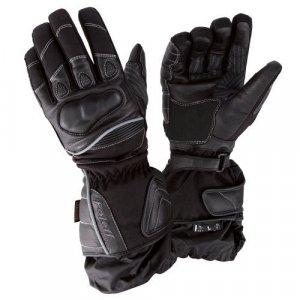 Guantes de Cuero Roleff Racewear Negro Talla L