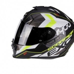 Casco Scorpion Exo 1400 Air TRIKA Talla XS