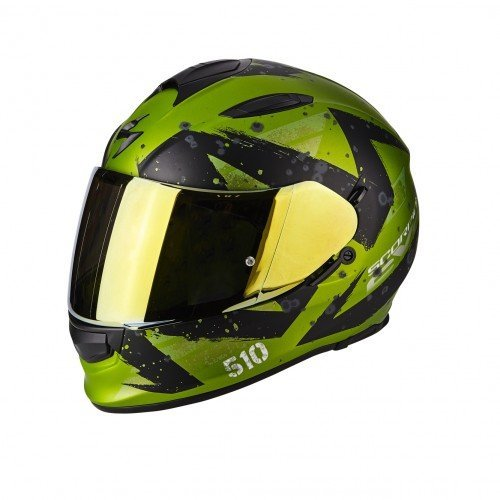 Casco Scorpion Exo 510 Air Marcus Mat L 1