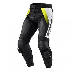 Pantalones Shima STR Trouser Negro/Amarillo 56