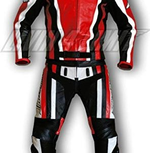 Mono cuero 4LIMIT Sports Rojo/Negro XS