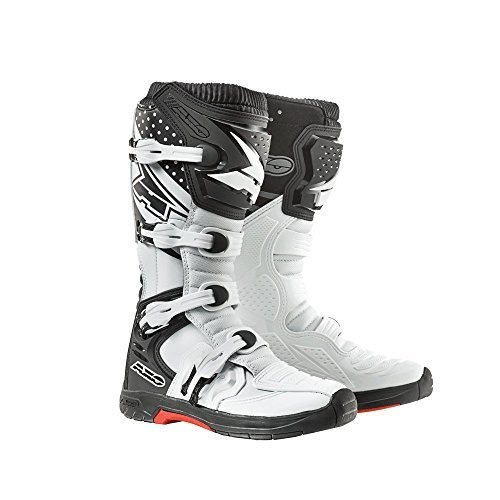 Botas Axo MX One Blanco/Negro 39 1