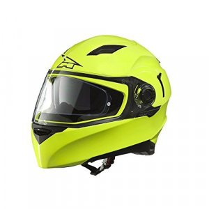 Casco AXO RS01 Mono Amarilo XL