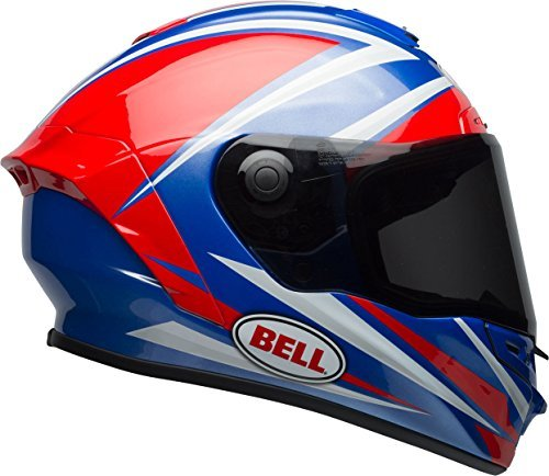 Casco Bell Star Mips Torsion Rojo/Azul Talla M 1