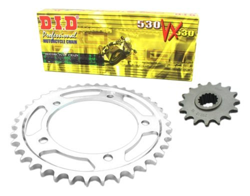 Kit arrastre D.I.D X-RING para Honda Transalp XL 700 1