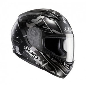Casco HJC CS-15 Songtan Black/Grey XL
