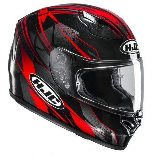 Casco HJC FG-17 Toba Black/Red XL 1