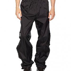 Pantalones lluvia Hock Negro 185cm