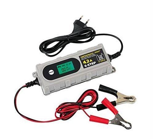 Cargador 6 pasos Lampa 70180de batería 6/12V 0,8/4.2A 1