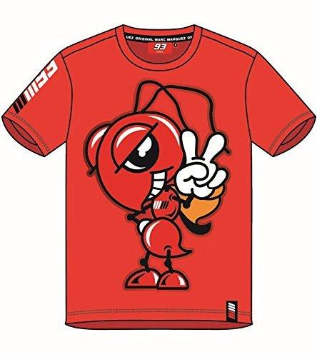 Camiseta Pritelli Marc Marquez 93Moto GP XL 1