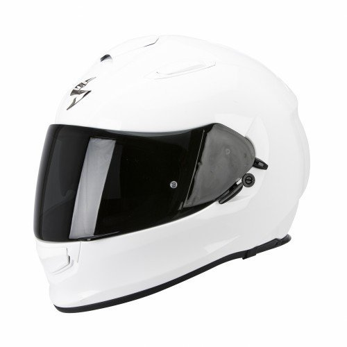 Casco Scorpion 51-100-05-02 Blanco XS 1