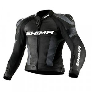 Chaqueta Shima STR Jacket Black 48
