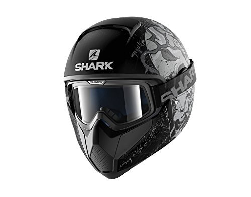 Casco Shark Pulse Division Vancore Ashtan XL 1