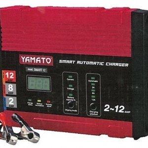 Cargador batería Yamato 7170071 Inverter 12V / 2-12A