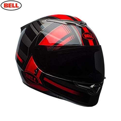 Casco Bell RS2 Tactical Rojo/Negro/Titanio S 1