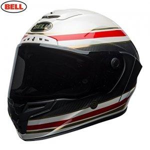 Casco Bell Racestar RSD Formula Blanco/Rojo Talla S