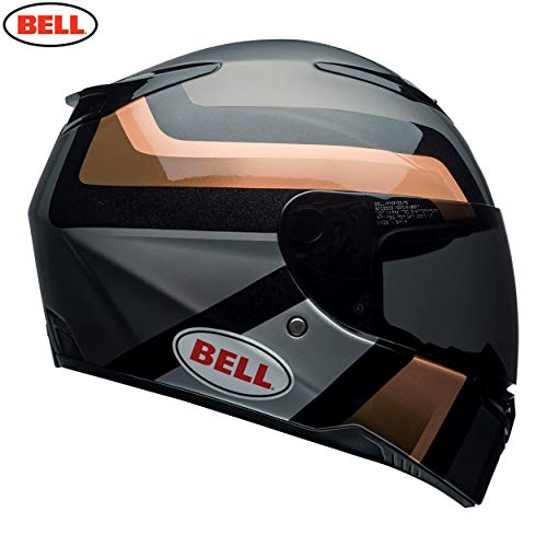 Casco Bell RS2 Empire Black/Copper S 1