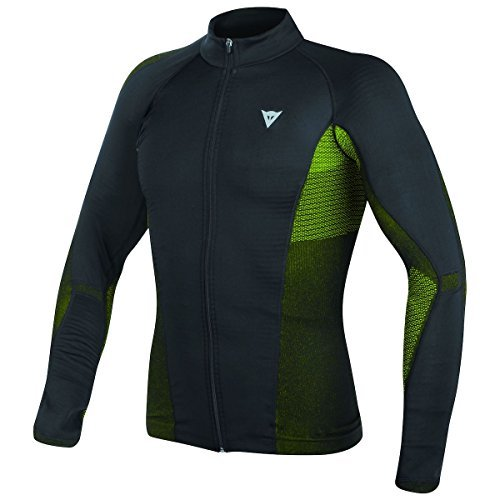 Dainese D-CORE NO-WIND DRY Negro/Fluo XS/S 1