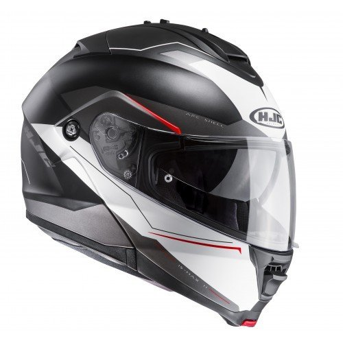 Helmet HJC IS-MAX II MAGMA BLACK/WHITE/RED XL 1