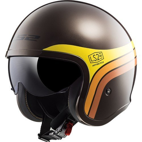 Casco LS2 Spitfire Sunrise M 1