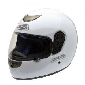 Casco NZI Astron 600 Blanco XS
