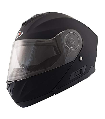 Casco Shiro SH507 Negro mate XL 1