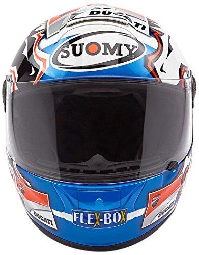 Casco Suomy SR-Sport Dovizioso GP Replica Ducati XS 1