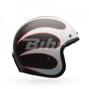 Casco Bell Custom 500 Carbon Ace Cafe Ton Up Talla S
