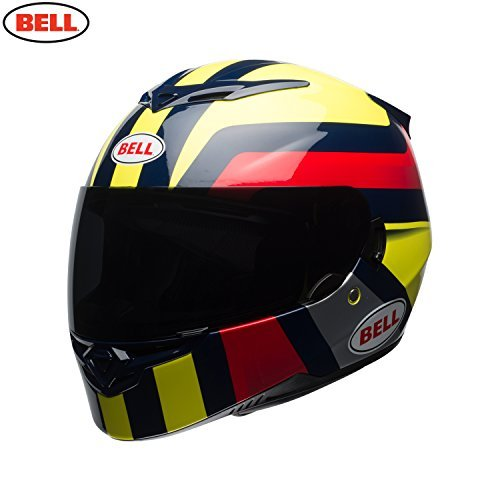 Casco Bell RS2 Empire Yellow/Navy/Red M 1