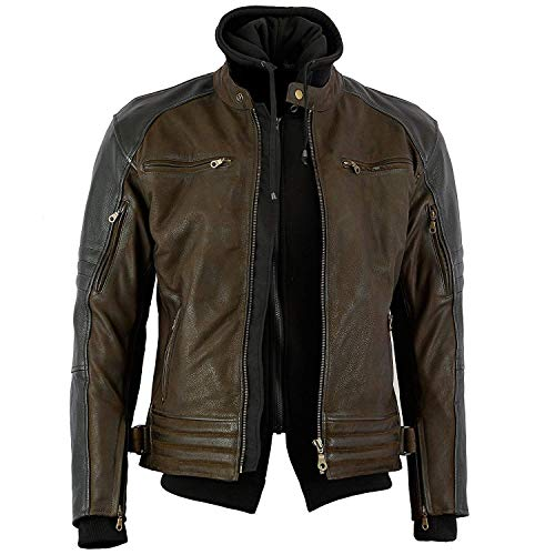 Chaqueta piel Bikers Gear Australia Limited The Craig S 1