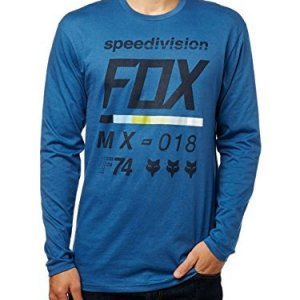 Camiseta Fox Draftr Blue XL