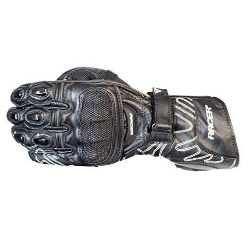 Guantes Racer High Speed Negro 3XL 1