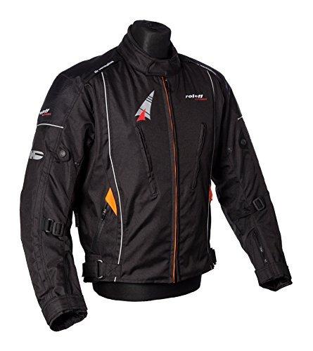 Chaqueta Roleff Racewear Como Ro Negro XXL 1